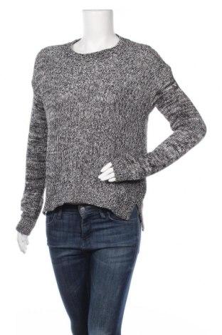 Γυναικείο πουλόβερ Gina Tricot, Μέγεθος S, Χρώμα Μαύρο, 50%ακρυλικό, 50% βαμβάκι, Τιμή 7,05€