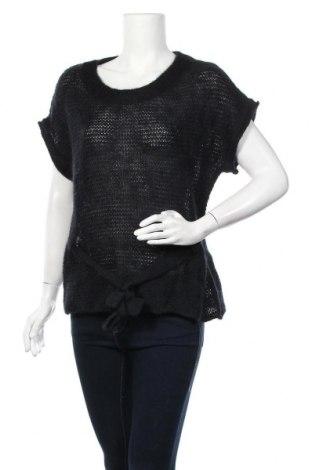 Дамски пуловер Green House, Размер M, Цвят Черен, Цена 6,83лв.