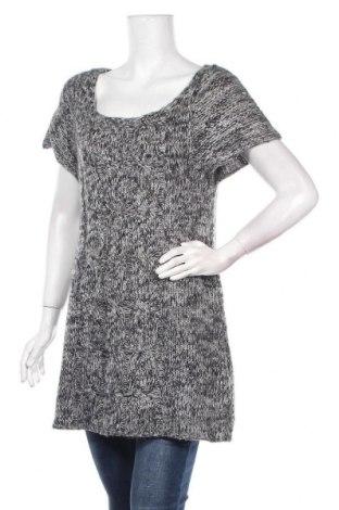 Γυναικείο πουλόβερ H, Μέγεθος L, Χρώμα Γκρί, 100%ακρυλικό, Τιμή 5,79€