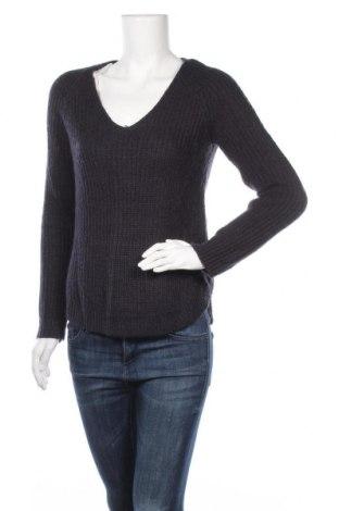 Дамски пуловер H&M, Размер XS, Цвят Син, 90% акрил, 10% мохер, Цена 29,40лв.