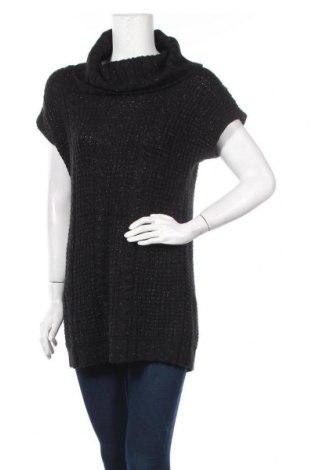 Дамски пуловер Jessica, Размер S, Цвят Черен, 97% акрил, 3% полиестер, Цена 8,40лв.