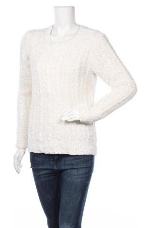 Γυναικείο πουλόβερ Jessica Simpson, Μέγεθος M, Χρώμα Λευκό, 84% πολυεστέρας, 16%ακρυλικό, Τιμή 6,22€