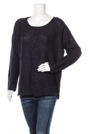Дамски пуловер Joe Fresh, Размер XXL, Цвят Син, Цена 29,40лв.