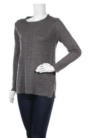 Γυναικείο πουλόβερ Joe Fresh, Μέγεθος S, Χρώμα Γκρί, Ακρυλικό, Τιμή 14,03€