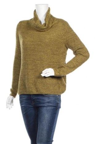 Дамски пуловер Joe Fresh, Размер S, Цвят Зелен, Акрил, Цена 34,65лв.
