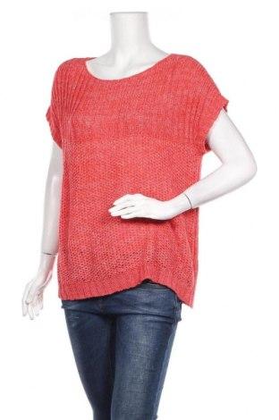 Дамски пуловер Joseph A., Размер L, Цвят Розов, 60% акрил, 40% полиамид, Цена 24,15лв.