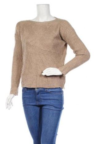 Дамски пуловер Kenar, Размер S, Цвят Кафяв, 70% акрил, 30% вълна, Цена 11,34лв.