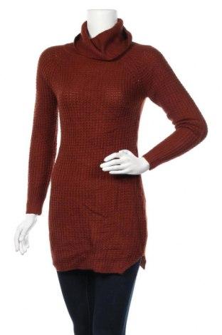 Дамски пуловер Lily Morgan, Размер S, Цвят Кафяв, Акрил, Цена 8,51лв.