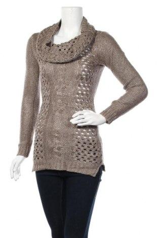 Γυναικείο πουλόβερ Maurices, Μέγεθος XS, Χρώμα  Μπέζ, 53%ακρυλικό, 46% πολυεστέρας, 1% άλλα νήματα, Τιμή 19,74€