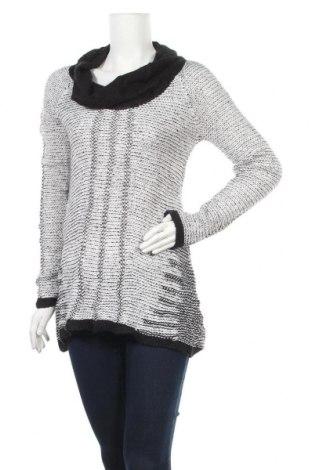 Дамски пуловер Maurices, Размер M, Цвят Сив, Акрил, Цена 7,61лв.