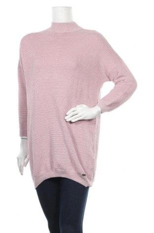 Дамски пуловер Mohito, Размер M, Цвят Розов, Цена 12,71лв.