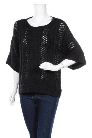 Γυναικείο πουλόβερ Mossimo, Μέγεθος S, Χρώμα Μαύρο, 75%ακρυλικό, 25% μαλλί, Τιμή 15,79€