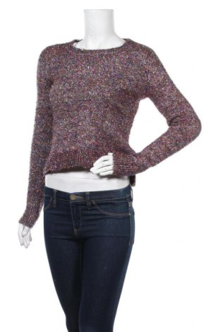Дамски пуловер No Boundaries, Размер S, Цвят Многоцветен, Цена 8,19лв.