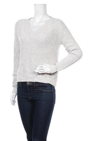 Дамски пуловер Noisy May, Размер M, Цвят Сив, 50% памук, 50% акрил, Цена 10,92лв.
