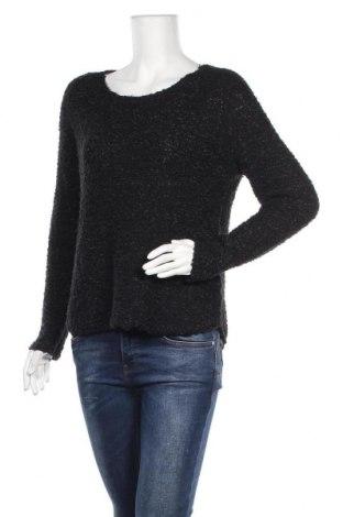 Дамски пуловер ONLY, Размер M, Цвят Черен, Цена 12,60лв.