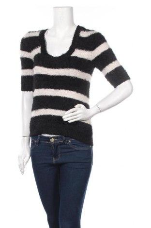 Дамски пуловер Philosophy, Размер S, Цвят Черен, 93% полиестер, 6% полиамид, 1% еластан, Цена 6,04лв.