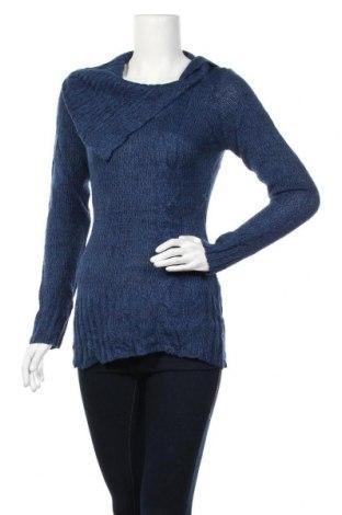 Дамски пуловер Razzle Dazzle, Размер M, Цвят Син, Акрил, Цена 24,94лв.