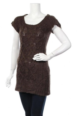 Дамски пуловер Ripe, Размер S, Цвят Кафяв, Акрил, Цена 7,73лв.