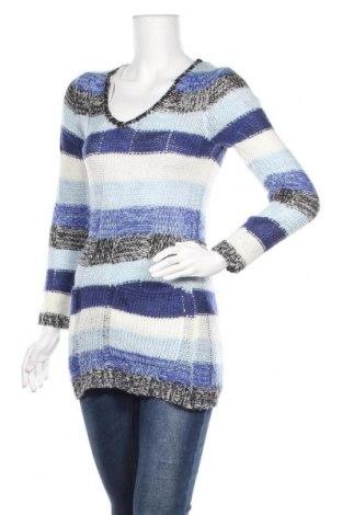 Дамски пуловер Rue 21, Размер M, Цвят Многоцветен, Цена 26,25лв.