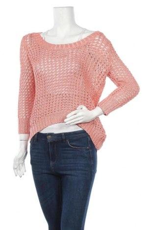 Γυναικείο πουλόβερ Rue 21, Μέγεθος XL, Χρώμα Ρόζ , 60%ακρυλικό, 40% πολυεστέρας, Τιμή 5,91€
