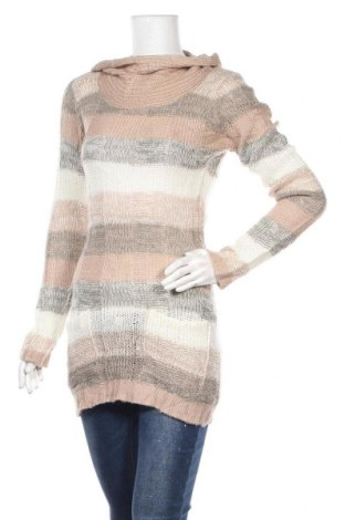 Дамски пуловер Sirens, Размер S, Цвят Бежов, 100% акрил, Цена 12,86лв.