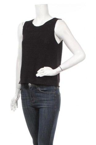 Дамски пуловер Sigrid Olsen, Размер L, Цвят Черен, 57% акрил, 43% полиамид, Цена 6,55лв.