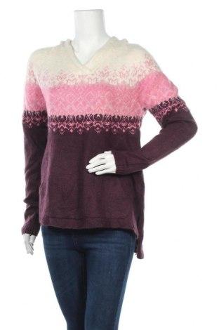 Дамски пуловер Sonoma, Размер L, Цвят Лилав, 70% акрил, 30% полиамид, Цена 10,92лв.