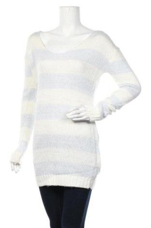 Дамски пуловер Streetwear Society, Размер M, Цвят Син, Акрил, Цена 33,60лв.