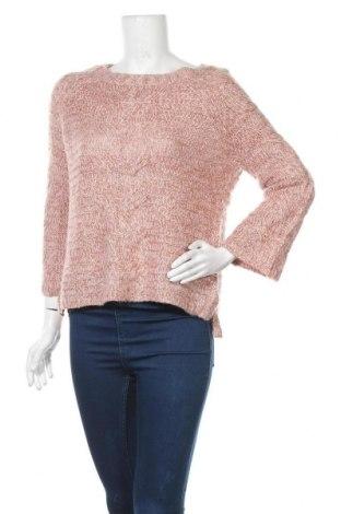 Дамски пуловер Susina, Размер L, Цвят Розов, Акрил, Цена 6,04лв.