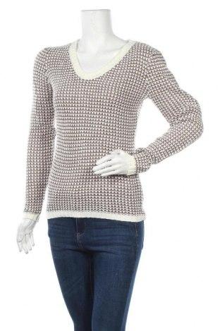 Дамски пуловер Suzy Shier, Размер M, Цвят Бял, Акрил, Цена 17,33лв.