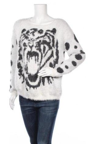 Γυναικείο πουλόβερ Tantum O.N., Μέγεθος XXL, Χρώμα Λευκό, 76% πολυαμίδη, 24% πολυεστέρας, Τιμή 6,14€