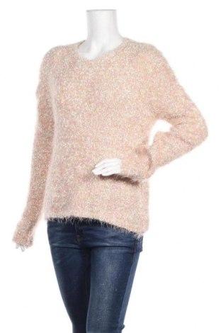 Дамски пуловер Temt, Размер L, Цвят Розов, 80% акрил, 20% полиамид, Цена 6,83лв.