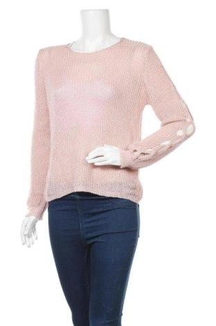Γυναικείο πουλόβερ Today, Μέγεθος L, Χρώμα Ρόζ , Ακρυλικό, Τιμή 6,37€