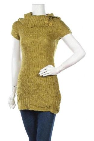 Дамски пуловер Twik, Размер S, Цвят Зелен, Цена 7,09лв.