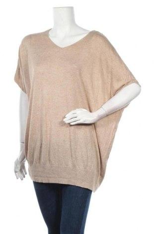 Дамски пуловер Vero Moda, Размер M, Цвят Бежов, Цена 5,51лв.