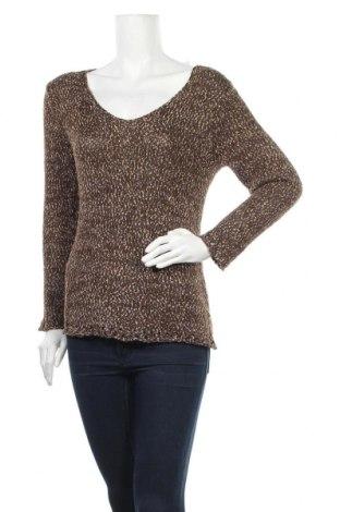 Дамски пуловер Willi Smith, Размер L, Цвят Многоцветен, 55% акрил, 31% вискоза, 14% полиестер, Цена 5,51лв.