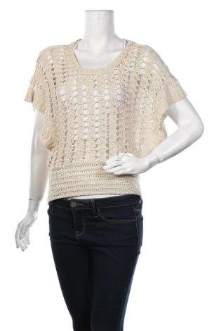 Дамски пуловер Zabaione, Размер S, Цвят Бежов, 100% полиакрил, Цена 5,25лв.