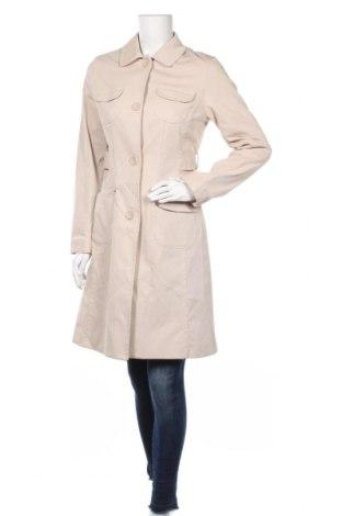 Дамски шлифер H&M, Размер M, Цвят Бежов, 52% полиамид, 45% памук, 3% еластан, Цена 46,88лв.