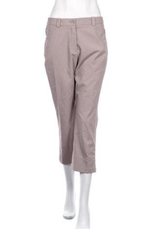 Γυναικείο αθλητικό παντελόνι Nike Golf, Μέγεθος M, Χρώμα  Μπέζ, Τιμή 7,73€