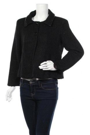 Дамско палто Apriori, Размер XL, Цвят Черен, Цена 74,55лв.