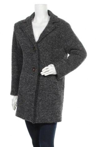 Γυναικείο παλτό Frieda & Freddies, Μέγεθος M, Χρώμα Γκρί, 65% μαλλί, 20% πολυαμίδη, 15%ακρυλικό, Τιμή 37,77€