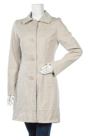 Дамско палто H&M, Размер L, Цвят Бежов, Цена 51,87лв.