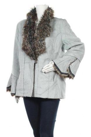 Дамско палто Novelti, Размер M, Цвят Син, Полиестер, Цена 16,28лв.