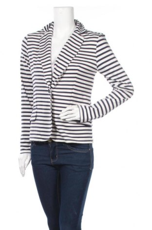 Дамско сако Up 2 Fashion, Размер S, Цвят Бял, 67% полиестер, 30% вискоза, 3% еластан, Цена 7,88лв.