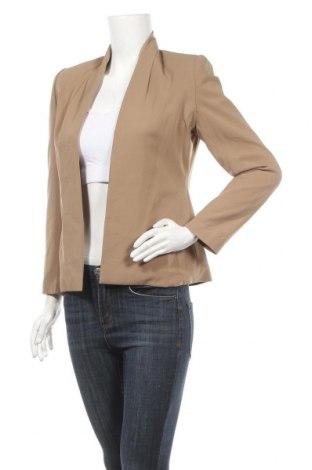 Дамско сако, Размер M, Цвят Бежов, Цена 6,56лв.
