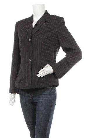 Дамско сако, Размер M, Цвят Черен, 97% полиестер, 3% вискоза, Цена 7,09лв.