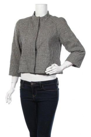 Γυναικείο σακάκι Brooks Brothers, Μέγεθος M, Χρώμα Γκρί, Μαλλί, Τιμή 20,26€