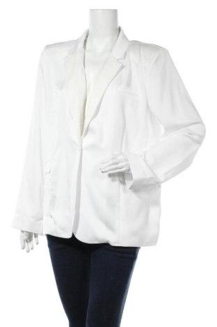 Дамско сако Et Compagnie by Women dept, Размер XL, Цвят Бял, Полиестер, Цена 21,42лв.