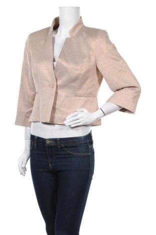 Γυναικείο σακάκι Expresso, Μέγεθος L, Χρώμα Χρυσαφί, 89% βαμβάκι, 11% πολυεστέρας, Τιμή 16,37€