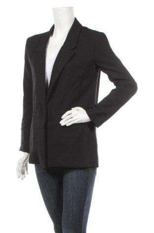 Дамско сако Jennyfer, Размер S, Цвят Черен, Полиестер, Цена 17,25лв.